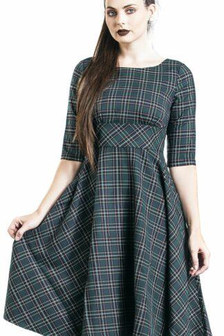 Hell Bunny - Peebles 50s Dress - Kleid knielang - grün
