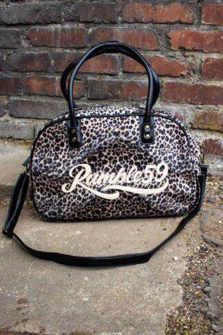 Rumble59 - Leo Bowlingtasche von Rockabilly Rules