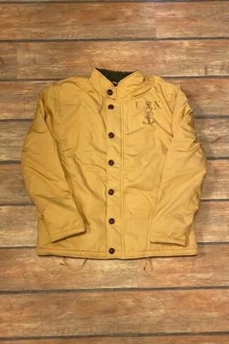 Letzte Chance - Rumble59 - Deck Jacket - beige II von Rockabilly Rules