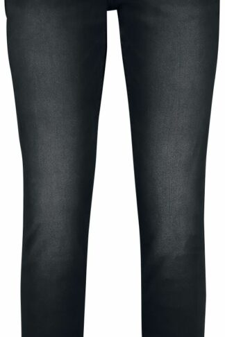 Sublevel Denim Skinny Denim Jeans schwarz