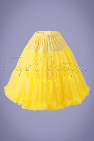 50s Lola Lifeforms Petticoat in Yellow
