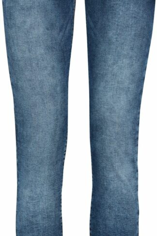 Sublevel Denim Ladies Skinny Trousers Jeans dunkelblau