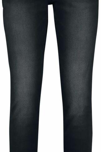 Sublevel Denim Skinny Denim Jeans schwarz