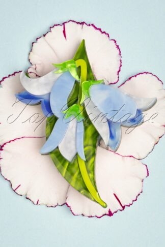 TopVintage exclusive ~ Favourite Flower Brooch