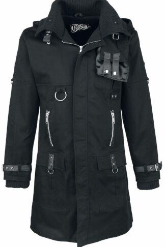Vixxsin Eclusion Coat Wintermantel schwarz