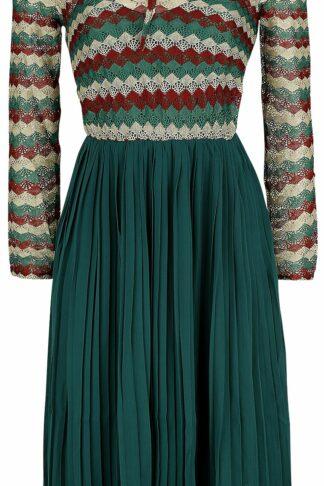 Voodoo Vixen Iris 60s Style Dress Mittellanges Kleid multicolor