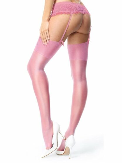 Miss O Nylons Pink
