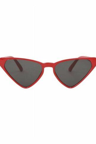 Terri Cateye Sonnenbrille Rot