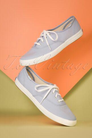 50s Champion Core Seasonal Sneakers in Lavender Blue