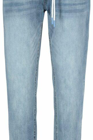 Sublevel Denim Ladies Denim Trousers Boyfriend Jeans blau