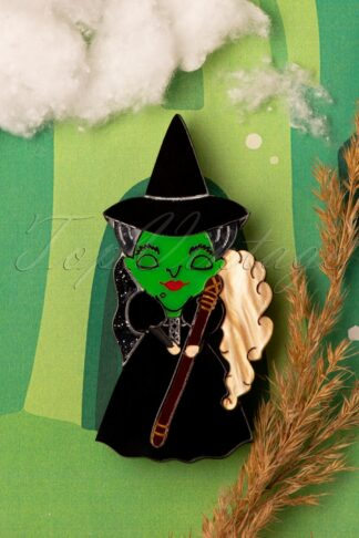 Wicked Witch Brooch