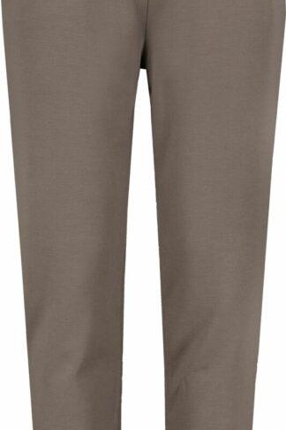 Sublevel Ladies Casual Pants Stoffhose braun