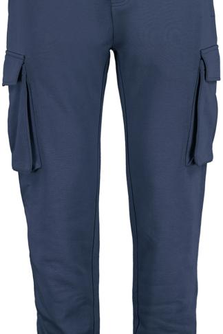 Sublevel - Men's Sweat Pants Cargo - Trainingshose - blau