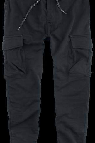 Sublevel - Men's Sweat Pants Cargo - Trainingshose - schwarz