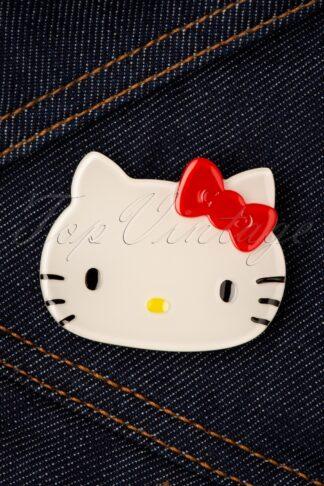 TopVintage exclusive ~ Hello Kitty Brooch