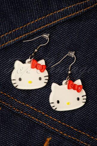 TopVintage exclusive ~ Hello Kitty Earrings