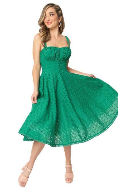 Timeless London Sommer Kleid Valerie Grun Von Rockabilly Rules Miss Mole