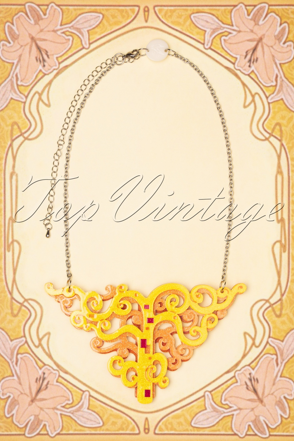 TopVintage exclusive ~ Tree of Life Necklace – miss mole