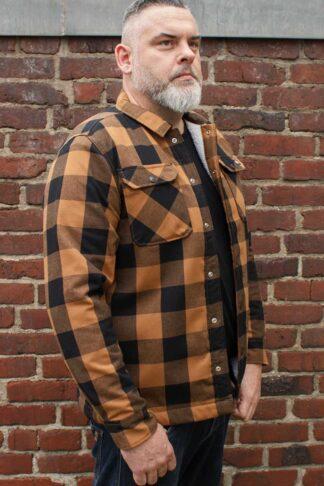 Dickies - Hemd Jacke gefüttert Sacramento von Rockabilly Rules